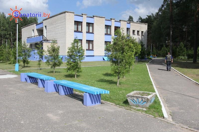 Санатории Белоруссии Беларуси - санаторий Чаборок - спальный корпус №5