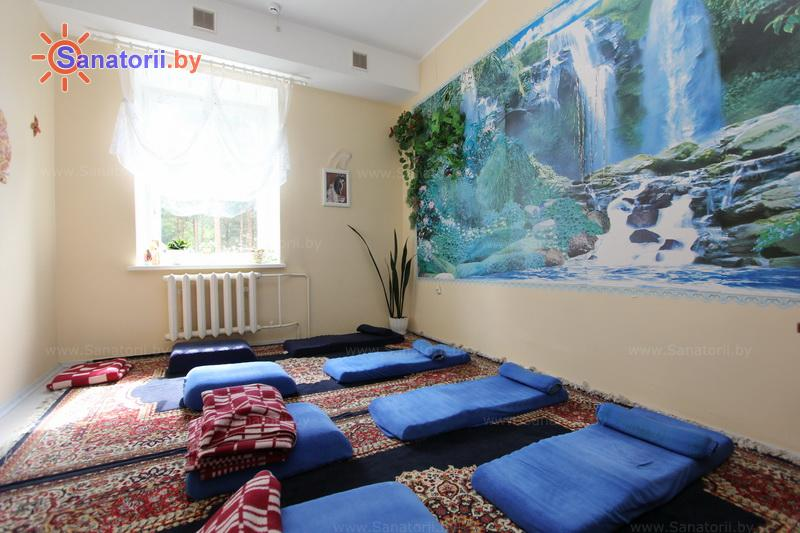 Санатории Белоруссии Беларуси - санаторий Чаборок - Детензорная терапия