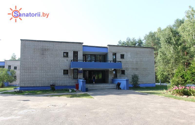 Санатории Белоруссии Беларуси - санаторий Чаборок - спальный корпус №7
