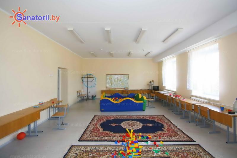 Санатории Белоруссии Беларуси - санаторий Чаборок - Детская комната
