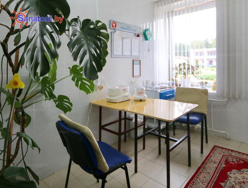 Санатории Белоруссии Беларуси - санаторий Чаборок - Косметический салон