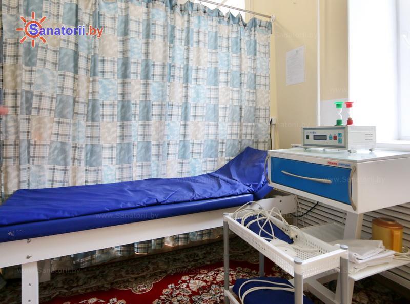 Санатории Белоруссии Беларуси - санаторий Чаборок - Магнитотерапия