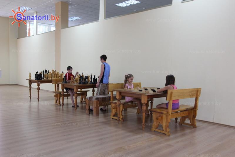 Санатории Белоруссии Беларуси - санаторий Шинник - Пункт проката