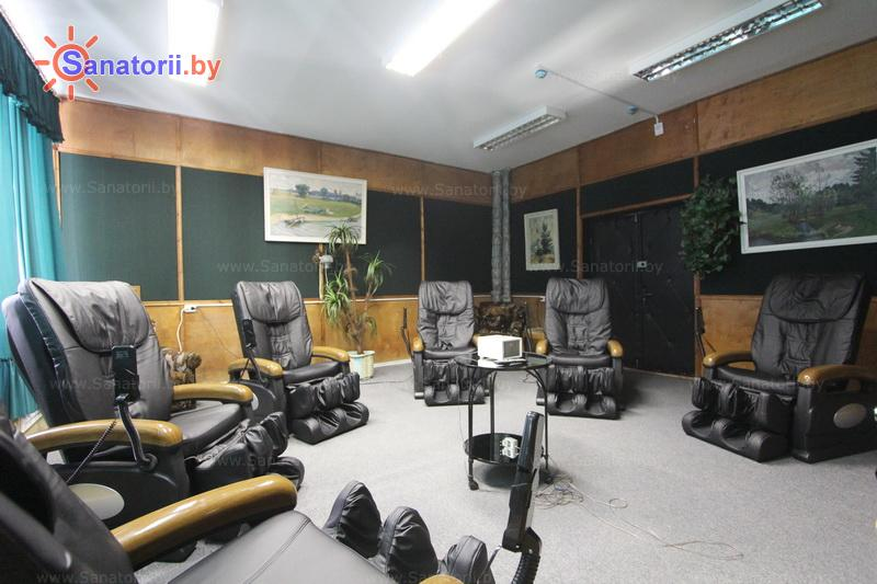 Санатории Белоруссии Беларуси - санаторий Шинник - Ароматерапия