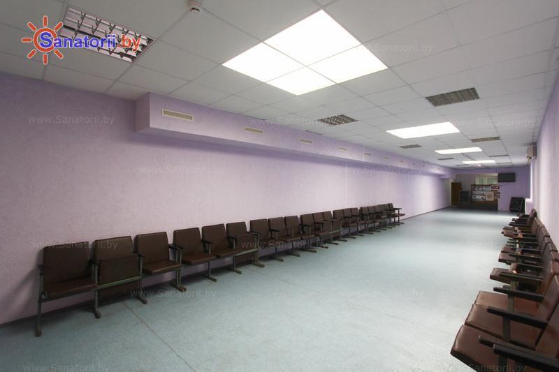 Санатории Белоруссии Беларуси - санаторий Шинник - Танцевальный зал