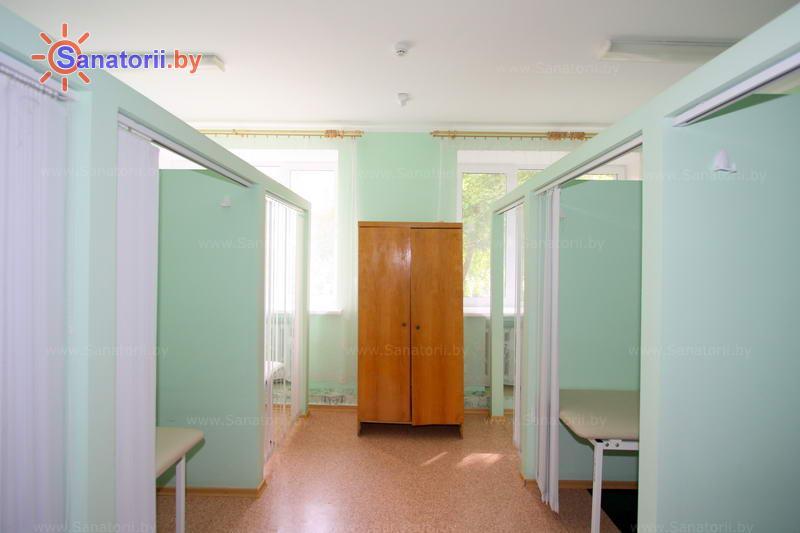 Санатории Белоруссии Беларуси - санаторий Шинник - Электрогрязелечение (гальваногрязелечение)