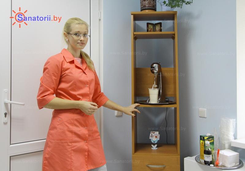Санатории Белоруссии Беларуси - санаторий Шинник - Оксигенотерапия (кислородотерапия)