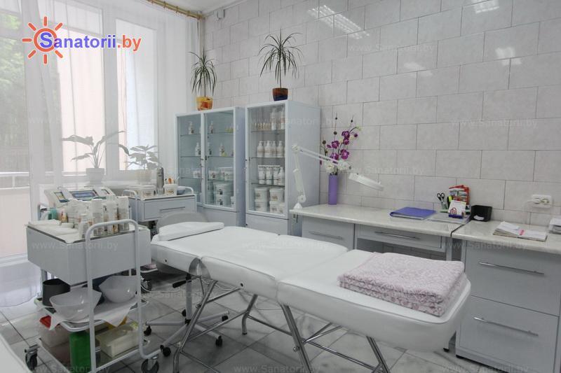 Санатории Белоруссии Беларуси - санаторий Шинник - Косметический салон