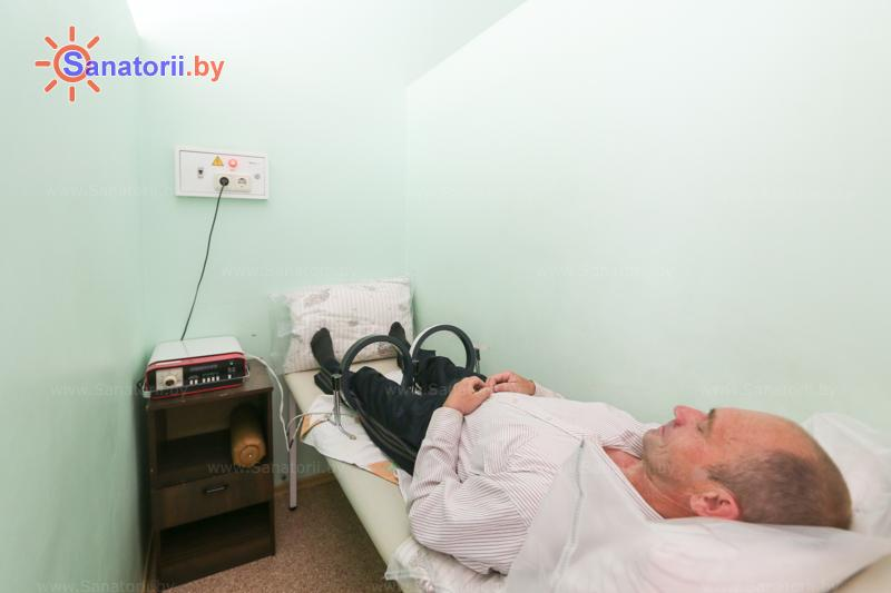 Санатории Белоруссии Беларуси - санаторий Шинник - Магнитотерапия