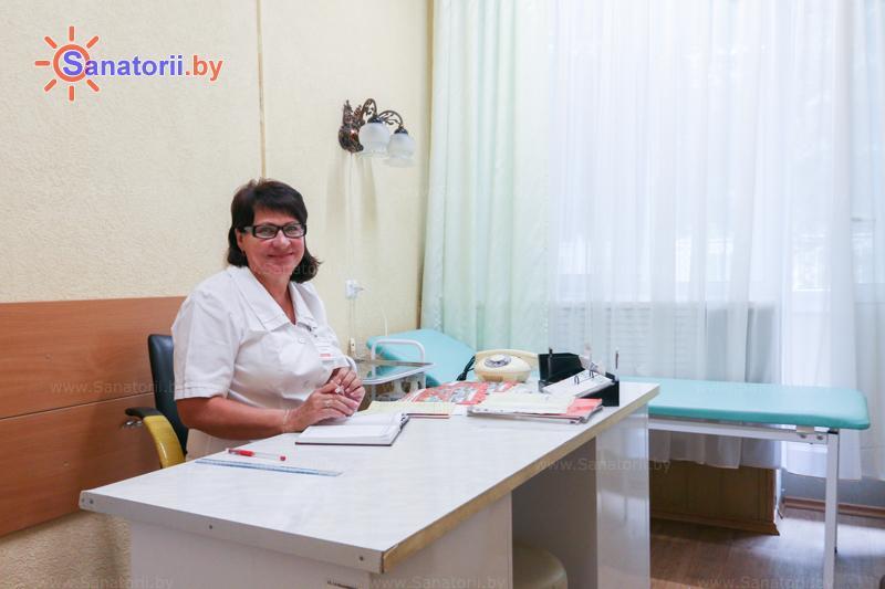 Санатории Белоруссии Беларуси - санаторий Шинник - Кабинеты профильных специалистов
