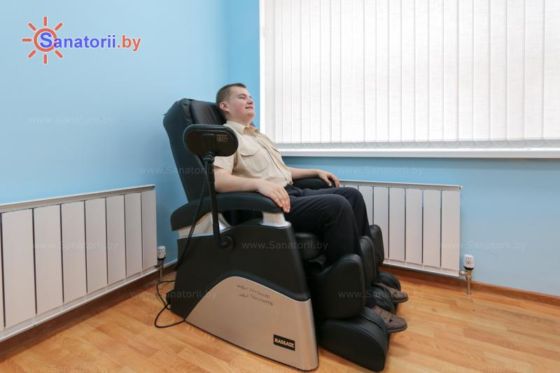 Санатории Белоруссии Беларуси - санаторий Шинник - Массаж аппаратный