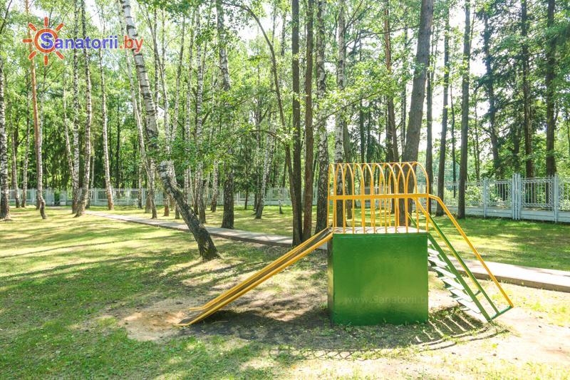 Санатории Белоруссии Беларуси - санаторий Шинник - Детская площадка
