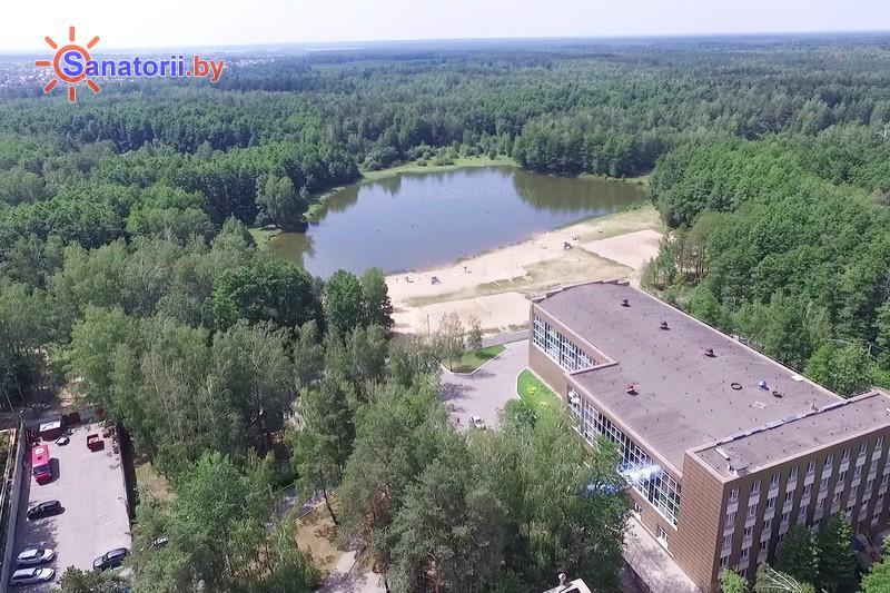 Санатории Белоруссии Беларуси - санаторий Шинник - бассейн