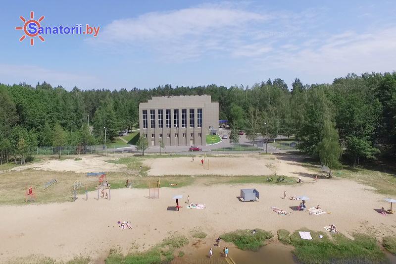 Санатории Белоруссии Беларуси - санаторий Шинник - Пляж