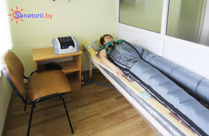 Санатории Белоруссии Беларуси - санаторий Энергетик - Компрессионная терапия