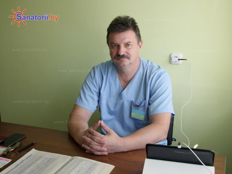 Санатории Белоруссии Беларуси - санаторий Энергетик - Урология