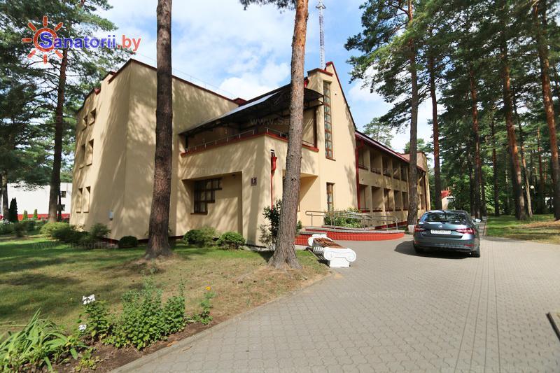 Санатории Белоруссии Беларуси - санаторий Энергетик - спальный корпус №5