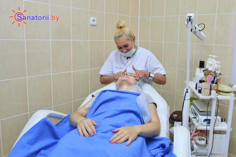 Санатории Белоруссии Беларуси - санаторий Энергетик - Косметический салон