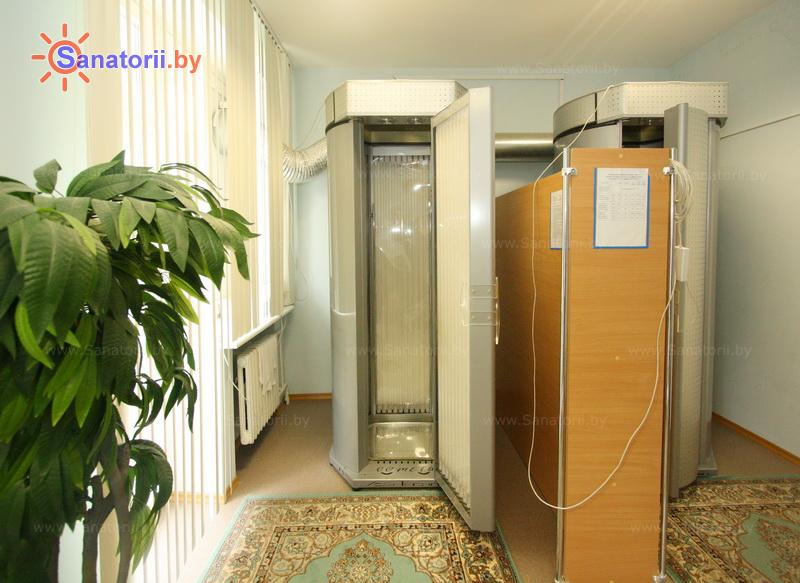 Санатории Белоруссии Беларуси - санаторий Дубровенка - Солярий