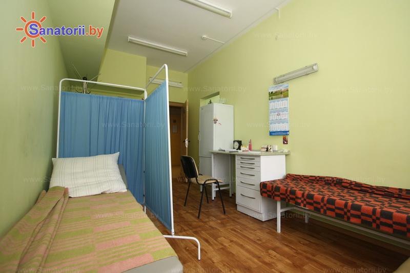 Санатории Белоруссии Беларуси - санаторий Дубровенка - Грязелечение (пелоидотерапия)