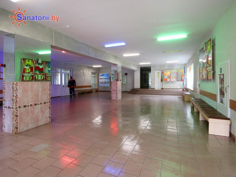 Санатории Белоруссии Беларуси - санаторий Дубровенка - Танцевальный зал