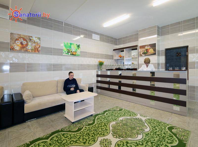 Санатории Белоруссии Беларуси - санаторий Железнодорожник - Фитотерапия