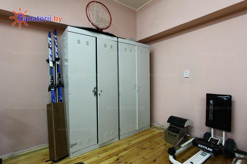 Санатории Белоруссии Беларуси - санаторий Свитанок - Пункт проката