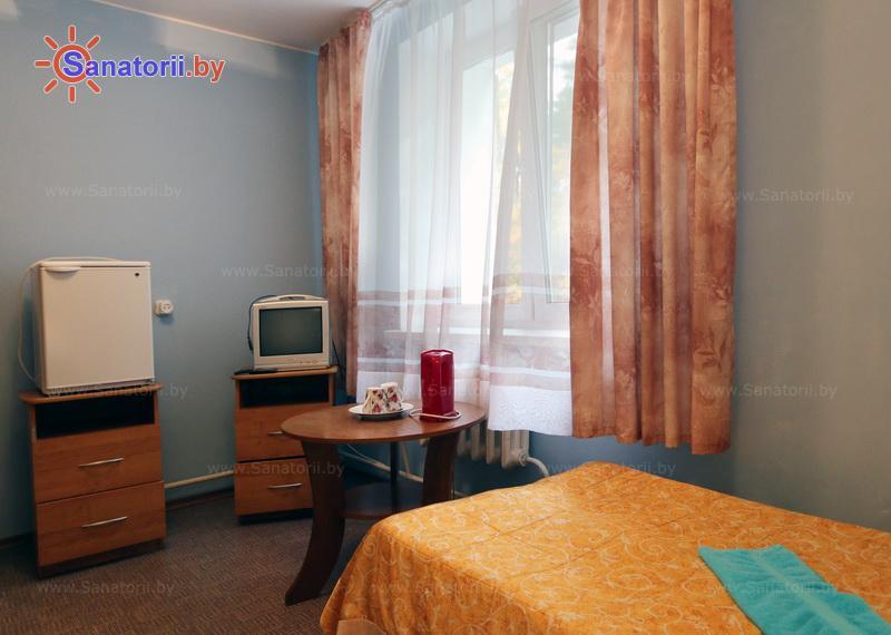 Санатории Белоруссии Беларуси - оздоровительный комплекс БАТЭ - двухместный однокомнатный (корпус №3)