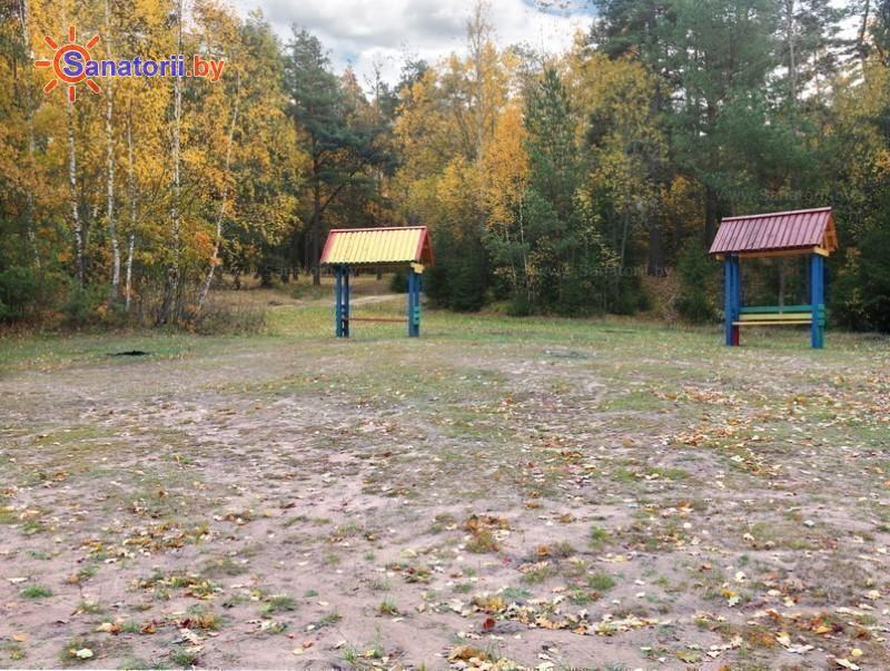 Санатории Белоруссии Беларуси - оздоровительный комплекс БАТЭ - Водоём