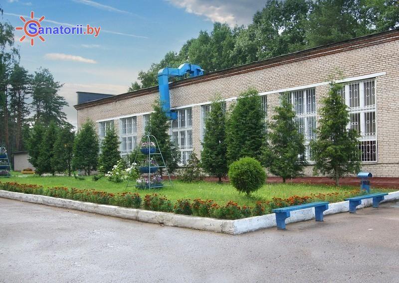 Санатории Белоруссии Беларуси - оздоровительный центр Дудинка - столовая
