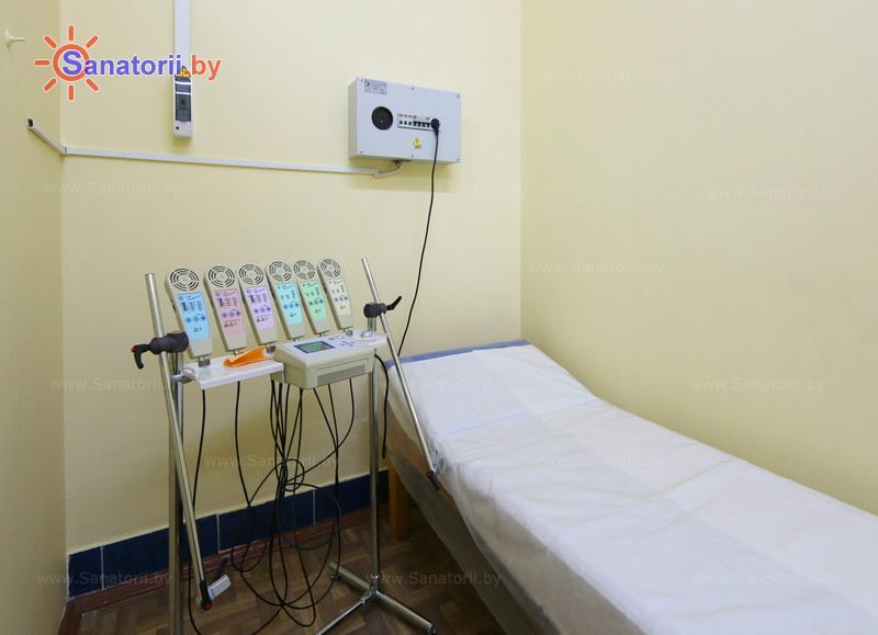 Санатории Белоруссии Беларуси - оздоровительный центр Дудинка - Лазерная терапия