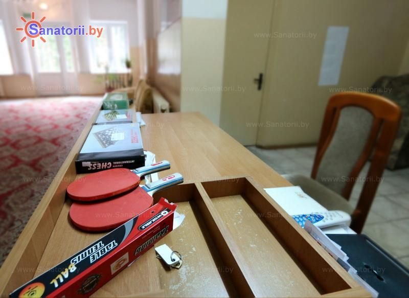 Санатории Белоруссии Беларуси - оздоровительный центр Дудинка - Пункт проката