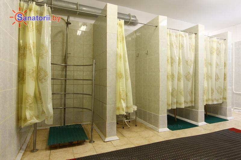 Санатории Белоруссии Беларуси - оздоровительный центр Дудинка - Душ лечебный