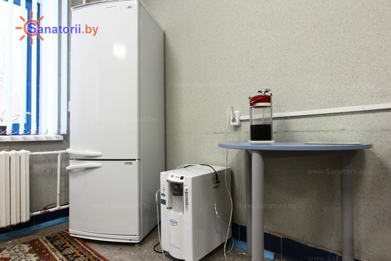 Санатории Белоруссии Беларуси - оздоровительный центр Дудинка - Оксигенотерапия (кислородотерапия)