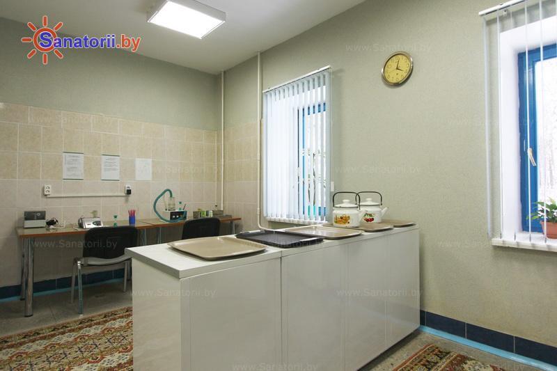 Санатории Белоруссии Беларуси - оздоровительный центр Дудинка - Фитотерапия