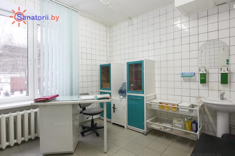 Санатории Белоруссии Беларуси - оздоровительный центр Дудинка - Процедурный кабинет