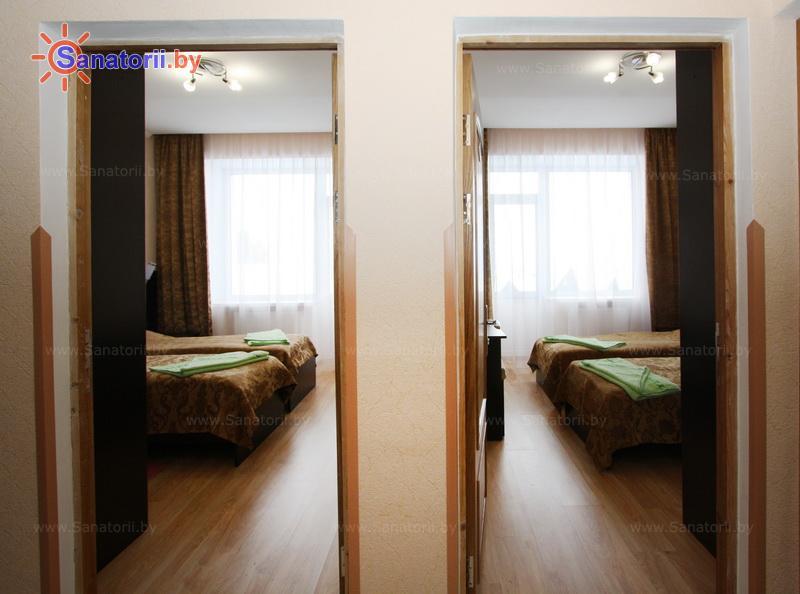 Санатории Белоруссии Беларуси - санаторий Им. К.П. Орловского - двухместный в блоке (2+2) (главный корпус)