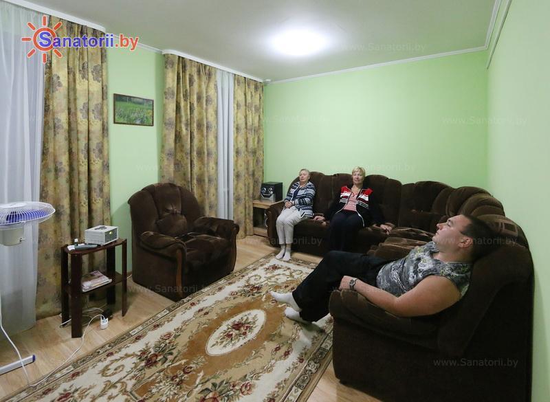 Санатории Белоруссии Беларуси - санаторий Им. К.П. Орловского - Ароматерапия