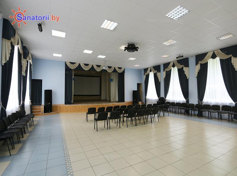Санатории Белоруссии Беларуси - санаторий Им. К.П. Орловского - Танцевальный зал