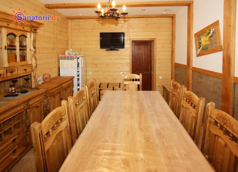 Санатории Белоруссии Беларуси - санаторий Радуга - Сауна финская