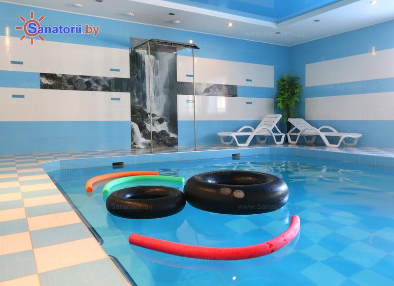 Санатории Белоруссии Беларуси - санаторий Радуга - Вытяжение позвоночника подводное