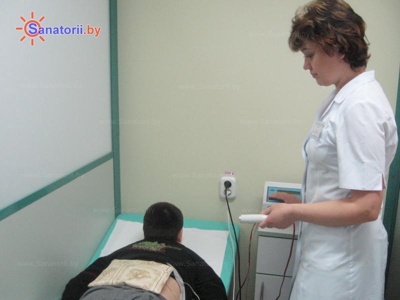 Санатории Белоруссии Беларуси - санаторий Солнечный - Лазерная терапия