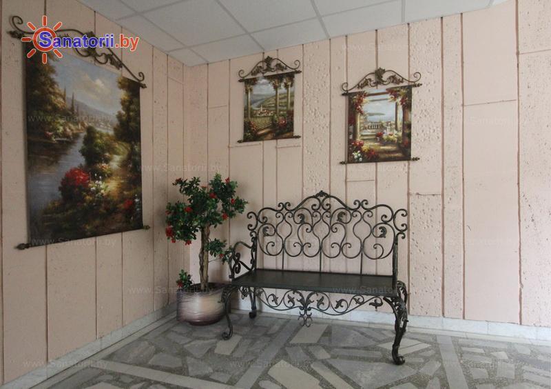Санатории Белоруссии Беларуси - санаторий Солнечный - Регистратура