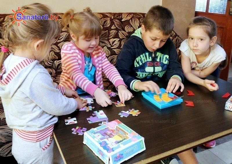 Санатории Белоруссии Беларуси - санаторий Солнечный - Детская комната