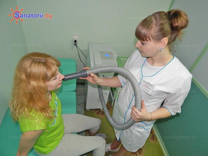 Санатории Белоруссии Беларуси - санаторий Солнечный - Криотерапия