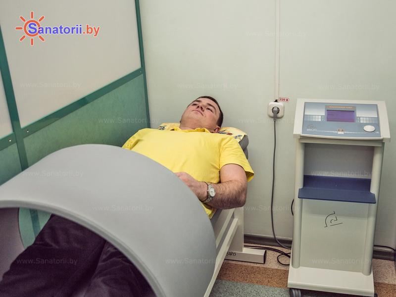 Санатории Белоруссии Беларуси - санаторий Солнечный - Магнитотерапия