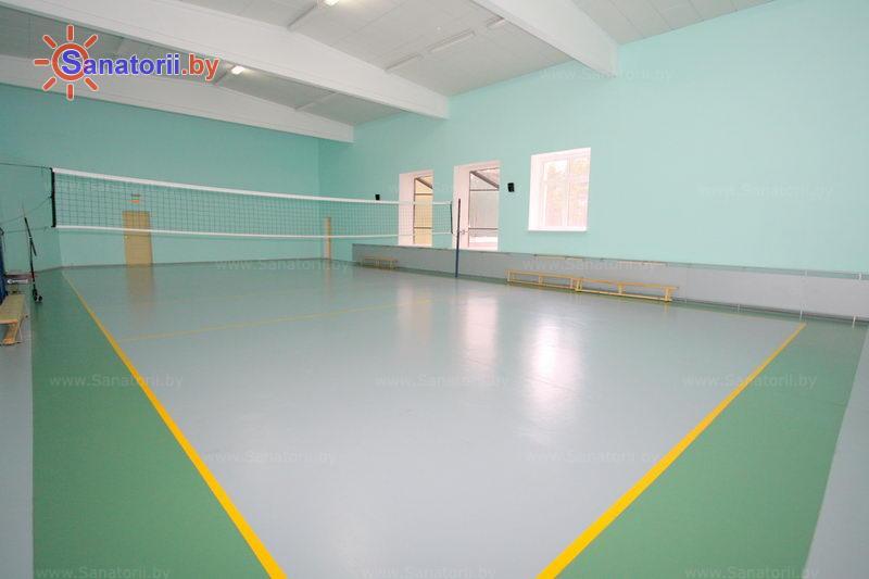 Санатории Белоруссии Беларуси - санаторий Свитязь - Спортзал