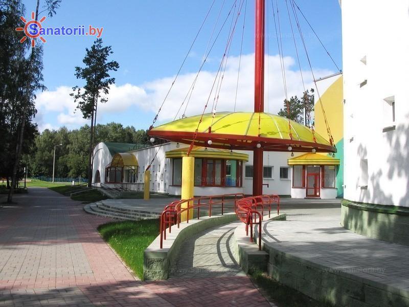 Санатории Белоруссии Беларуси - оздоровительный комплекс Ракета - водно-спортивный комплекс