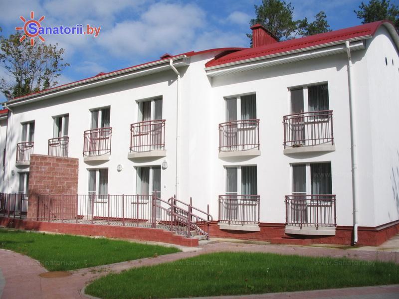Санатории Белоруссии Беларуси - оздоровительный комплекс Ракета - спальный корпус №5