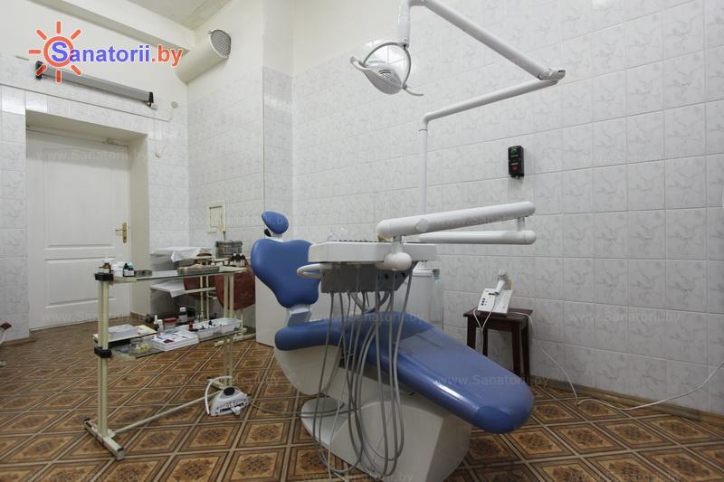 Санатории Белоруссии Беларуси - санаторий Белая вежа - Стоматология